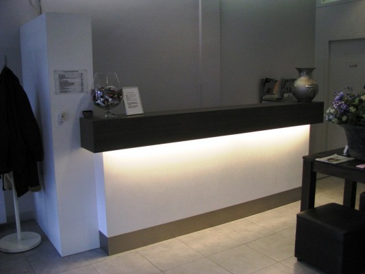NH-interieurs - Interieur Fysiocentrum